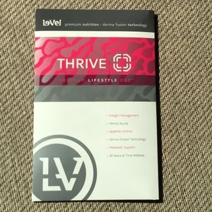 Other - THRIVE Pink DFT Patches 💗💕